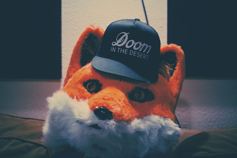 Doom In The Desert Fox