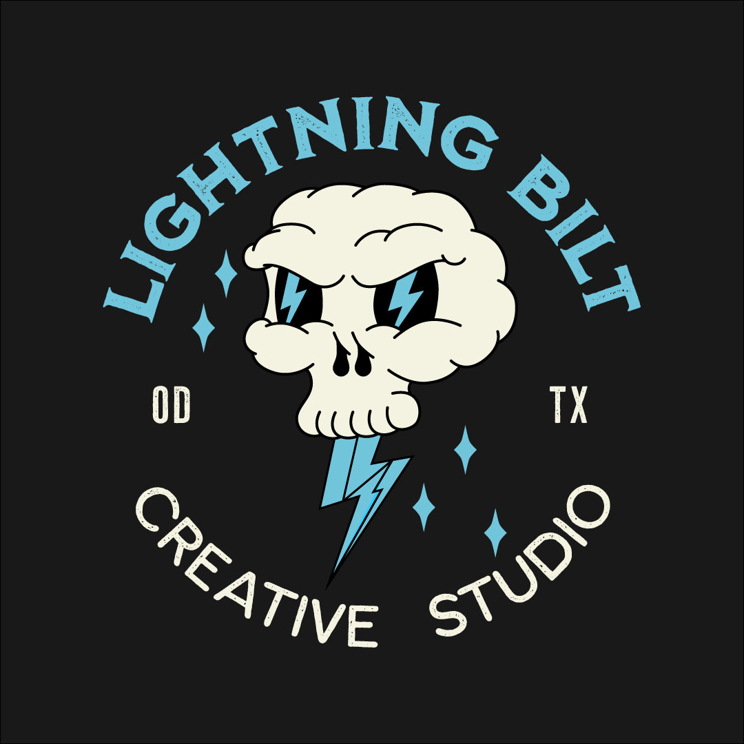 Lightning Bilt - Day of the Dead logo