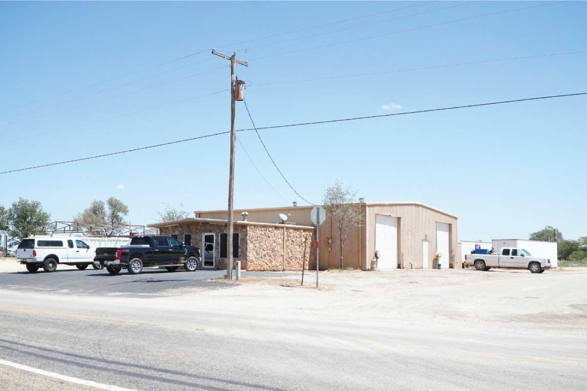 Revelation Separators Office in Snyder, Texas