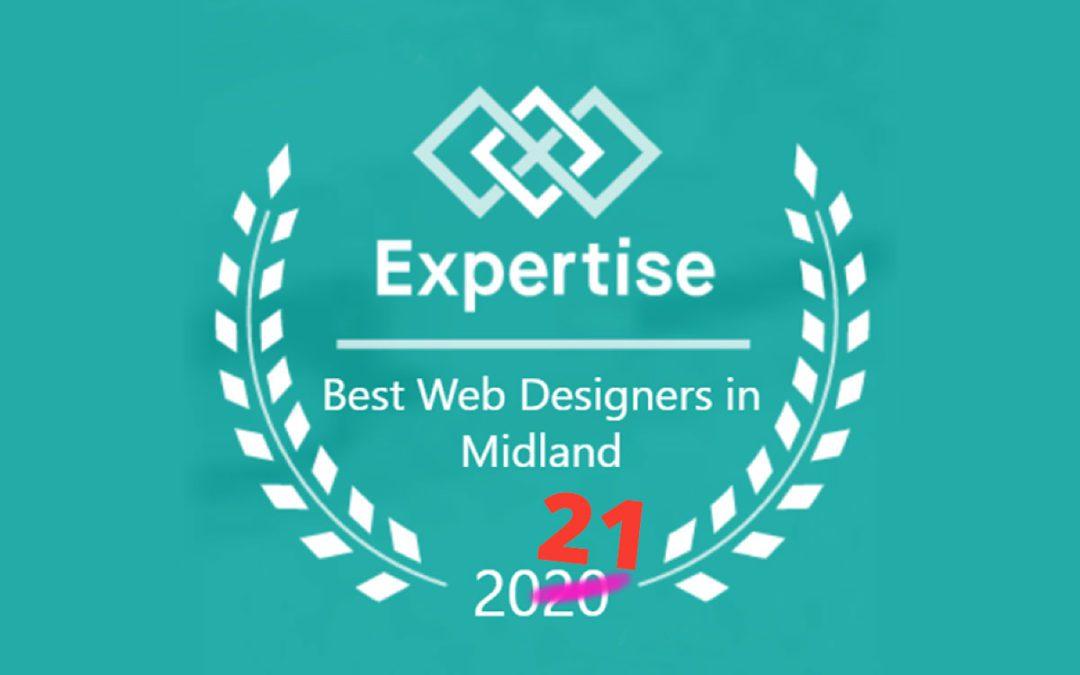 Top Web Designer in Midland, Texas Metro!